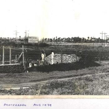 New Greenfield Facilty at Mundhwa 1980