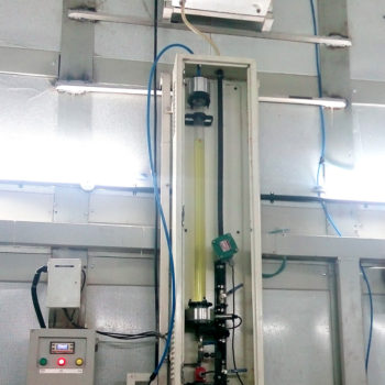 Gravimetric Fuel Consumption Meter